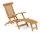 Deckchair Manhattan - aus Teakholz