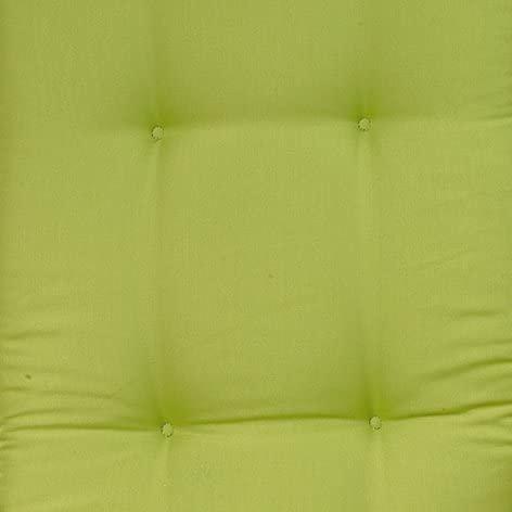 Naxos Bankauflage 150cm grün