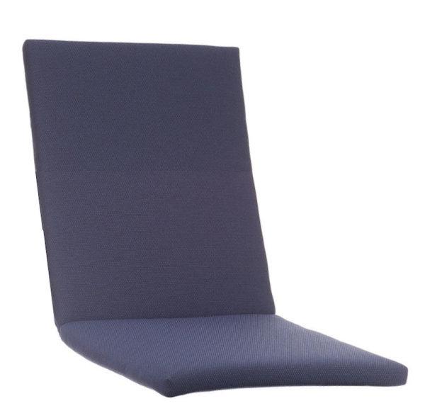 HKS Auflage Sessel 123x50*4 mit Reißverschluss KTH2