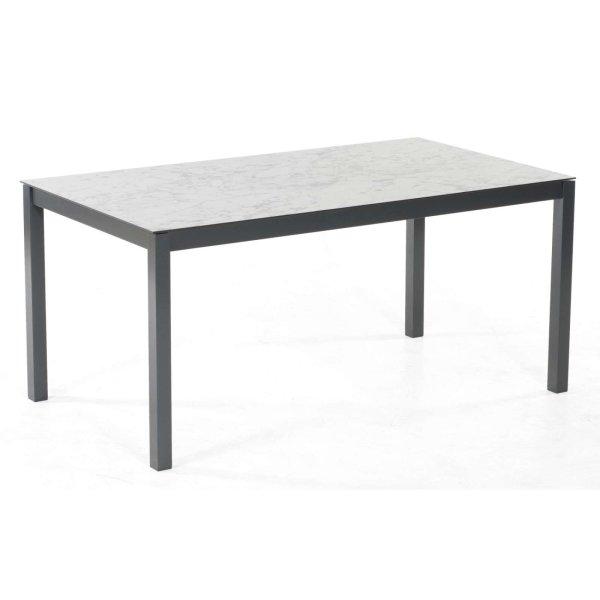 """Tischgestell """"Base-Junior"""" Aluminium Anthrazit, 160x90 cm"""