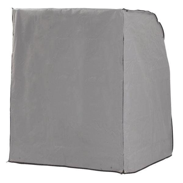 Schutzhülle grau für 1-Sitzer ca. 95x114x154 cm (BxTxH)