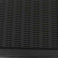 Kissenbox Rattanoptik Sumatra, mocca ca. 145x73x64 cm, Kunststoffgeflecht