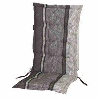 Verry grau, Auflage zu Sessel hoch 50% Baumwolle / 50%...
