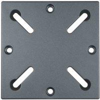 Adapter für Bodenständer von 64-113 mm Lochabstand