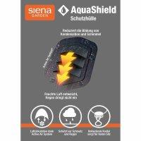 AquaShield Ampelschirmhülle 55/60xH250 cm hellgrau,...