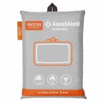 AquaShield Tragetasche 125x32x50 cm hellgrau, 100% Polyester