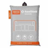 AquaShield Sitzgruppenhülle 240x160xH85cmhellgrau, 100% Polyester