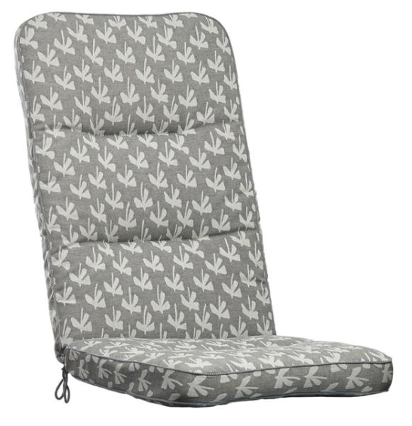 Sesselauflage Taste hoch 120x50x9 cm Dessin 8007