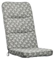 Sesselauflage Taste hoch 123x50x9 cm Dessin 8007