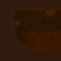 Betonständer 30 kg rund, weiß Kunststoffrohr 19-54 mm, mit Handmulden