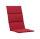 KETTtex Auflage Relax 170x48x3cm, rot
